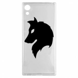 Sony Xperia XA1 Case Wolf Alpha