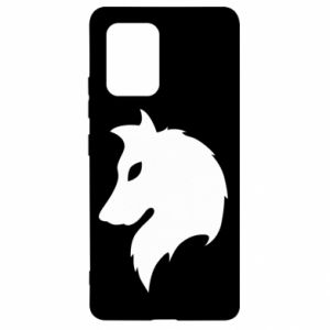 Samsung S10 Lite Case Wolf Alpha
