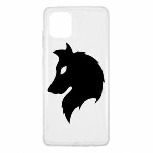 Samsung Note 10 Lite Case Wolf Alpha