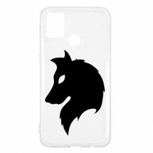 Samsung M31 Case Wolf Alpha