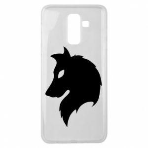 Samsung J8 2018 Case Wolf Alpha