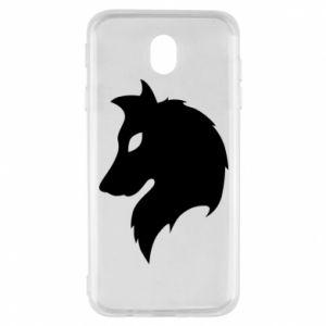 Samsung J7 2017 Case Wolf Alpha
