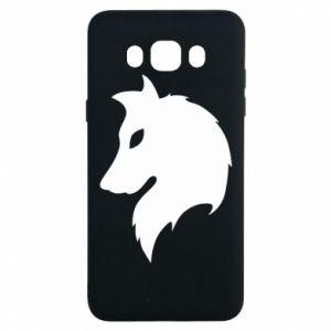 Samsung J7 2016 Case Wolf Alpha