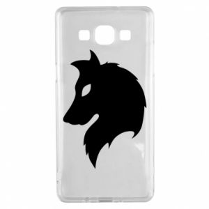 Samsung A5 2015 Case Wolf Alpha