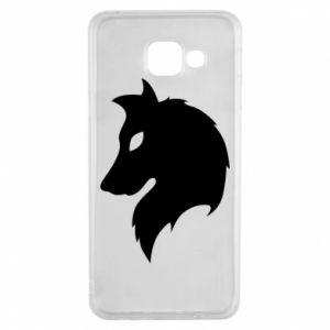 Samsung A3 2016 Case Wolf Alpha