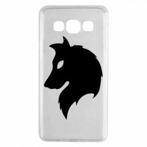 Samsung A3 2015 Case Wolf Alpha