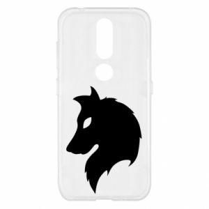 Nokia 4.2 Case Wolf Alpha