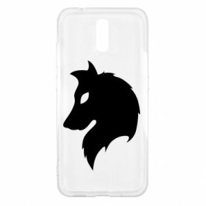 Nokia 2.3 Case Wolf Alpha