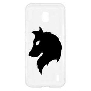 Nokia 2.2 Case Wolf Alpha