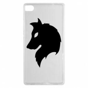 Huawei P8 Case Wolf Alpha