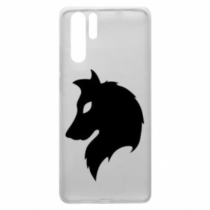 Huawei P30 Pro Case Wolf Alpha