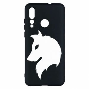 Huawei Nova 4 Case Wolf Alpha