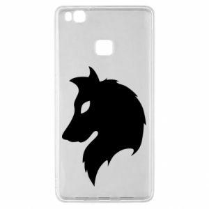 Huawei P9 Lite Case Wolf Alpha