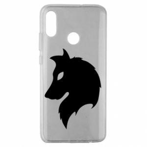 Huawei Honor 10 Lite Case Wolf Alpha