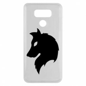 LG G6 Case Wolf Alpha