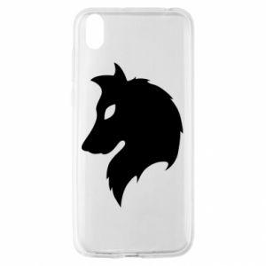 Huawei Y5 2019 Case Wolf Alpha