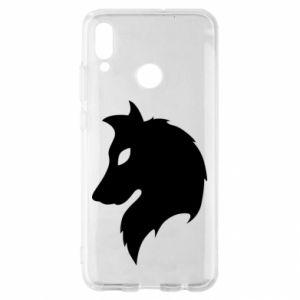 Huawei P Smart 2019 Case Wolf Alpha