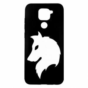 Etui na Xiaomi Redmi Note 9/Redmi 10X Wilk Alpha