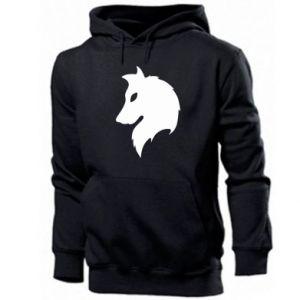 Men's hoodie Wolf Alpha