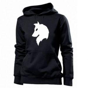 Women's hoodies Wolf Alpha