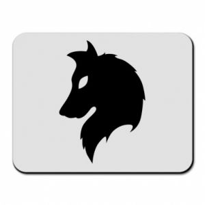 Mouse pad Wolf Alpha