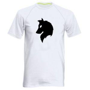 Men's sports t-shirt Wolf Alpha