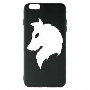 Phone case for iPhone 6 Plus/6S Plus Wolf Alpha
