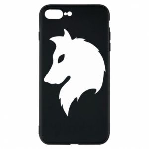 Phone case for iPhone 7 Plus Wolf Alpha