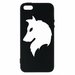 Phone case for iPhone 5/5S/SE Wolf Alpha