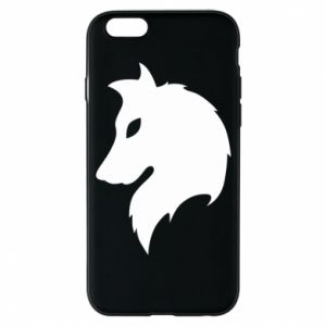 Phone case for iPhone 6/6S Wolf Alpha