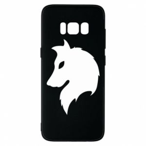 Phone case for Samsung S8 Wolf Alpha