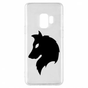Phone case for Samsung S9 Wolf Alpha
