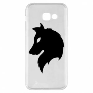 Phone case for Samsung A5 2017 Wolf Alpha