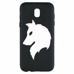 Phone case for Samsung J5 2017 Wolf Alpha