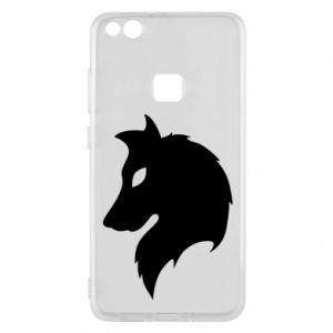 Phone case for Huawei P10 Lite Wolf Alpha