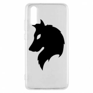 Phone case for Huawei P20 Wolf Alpha