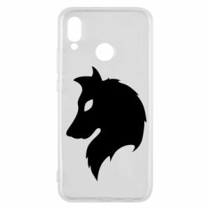 Phone case for Huawei P20 Lite Wolf Alpha