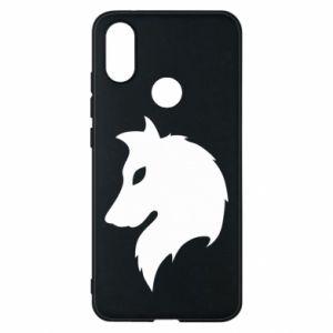 Phone case for Xiaomi Mi A2 Wolf Alpha