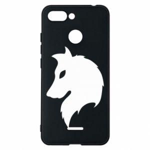 Phone case for Xiaomi Redmi 6 Wolf Alpha