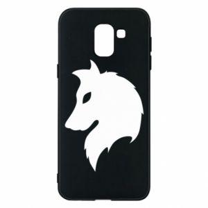 Phone case for Samsung J6 Wolf Alpha