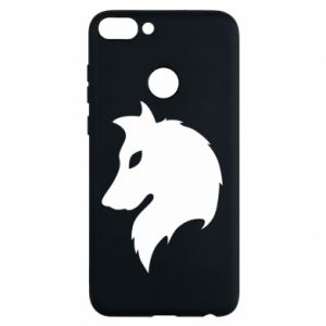 Phone case for Huawei P Smart Wolf Alpha