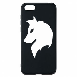 Phone case for Huawei Y5 2018 Wolf Alpha