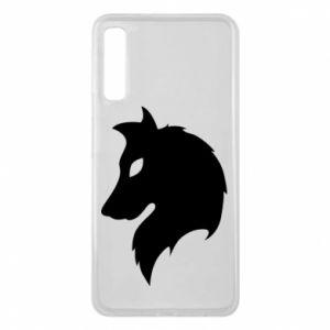 Phone case for Samsung A7 2018 Wolf Alpha