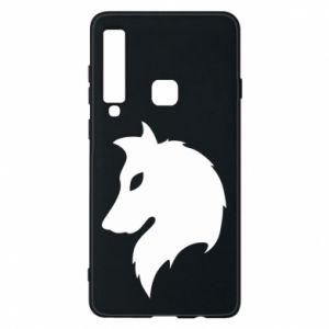 Phone case for Samsung A9 2018 Wolf Alpha