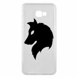 Phone case for Samsung J4 Plus 2018 Wolf Alpha