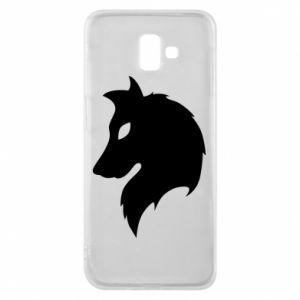 Phone case for Samsung J6 Plus 2018 Wolf Alpha