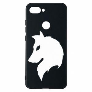 Phone case for Xiaomi Mi8 Lite Wolf Alpha