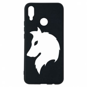 Phone case for Huawei P Smart Plus Wolf Alpha