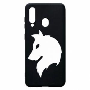 Phone case for Samsung A60 Wolf Alpha