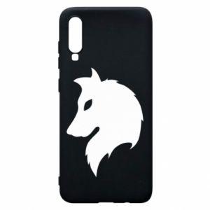 Phone case for Samsung A70 Wolf Alpha